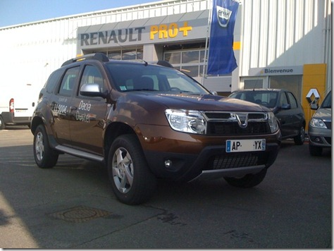dacia will double the duster production. Black Bedroom Furniture Sets. Home Design Ideas