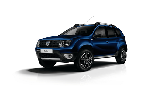 dacia duster gets a new top spec trim level called black touch. Black Bedroom Furniture Sets. Home Design Ideas